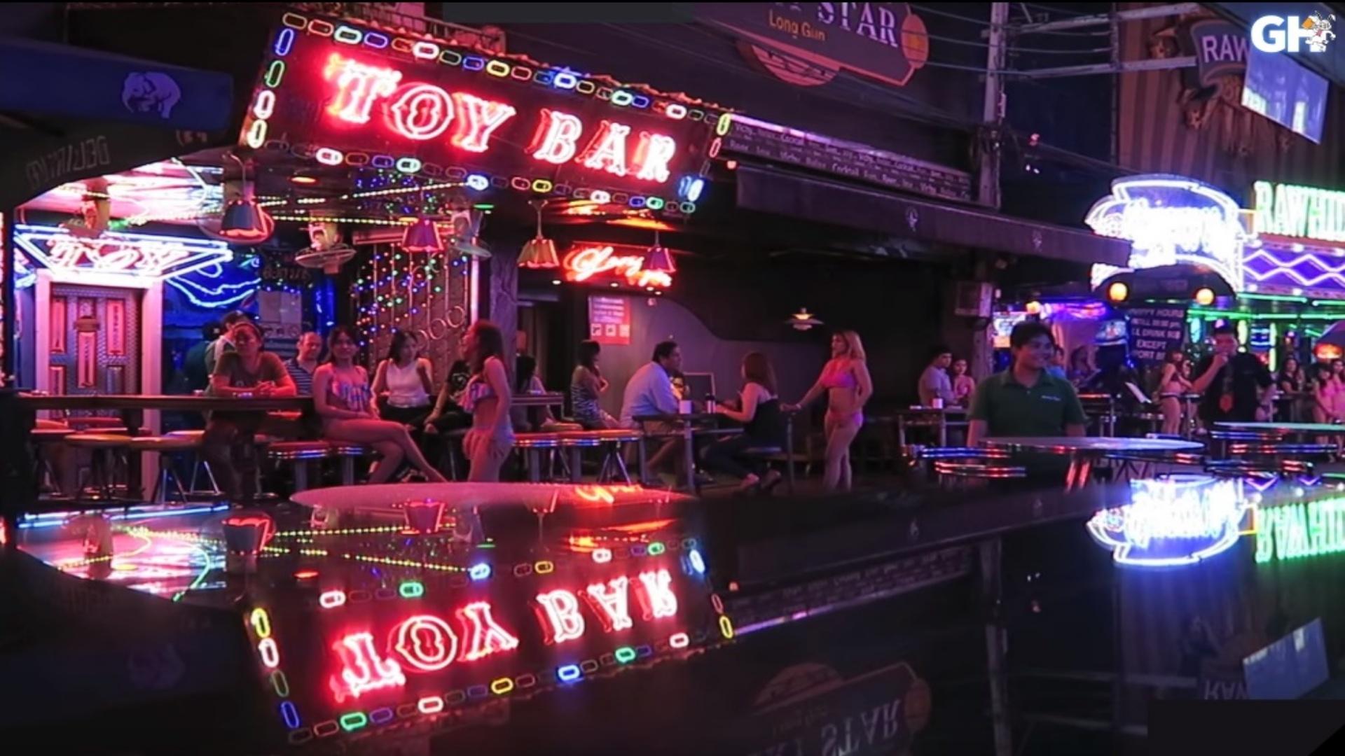 Bar bangkok bj 8 Blowjob